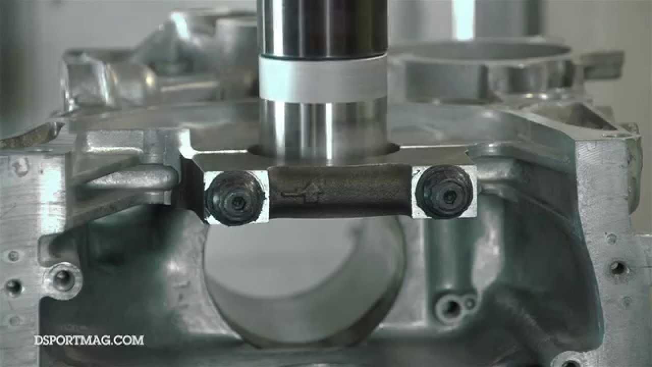 Line Boring a HONDA B18C Engine Block | DSPORT Machine Shop