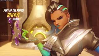 An Actual Sombra POTG in an Actual Competitive Match