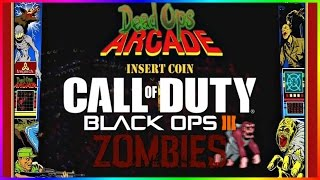 They Used The First Person Mod! - Call of Duty: Black Ops 3 (Dead Ops Arcade).