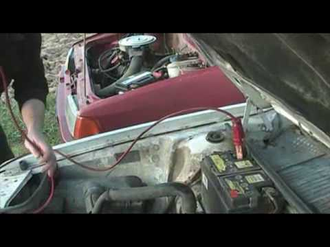 Car Repair Guide: Lesson How to properly jump start a car ...
