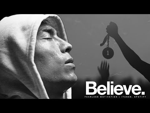 You Must Believe! Motivational Video