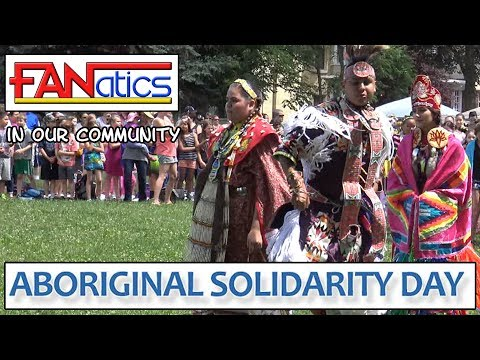 Aboriginal Solidarity Day London (2017) | National Indigenous Peoples Day