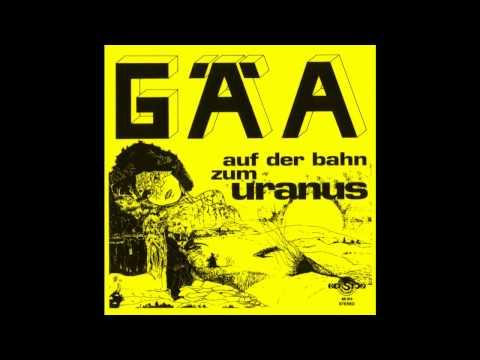 [HQ] GÄA - 04 - Mutter Erde - auf der bahn zum uranus GAA 1973 Vinyl rare