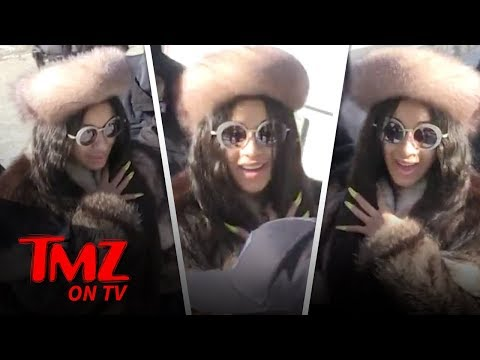 Cardi & Offset Working Things Out?! | TMZ TV Mp3