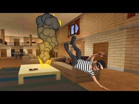 Robbery Clash Thief Pranks Game - Level 4 - Gameplay |