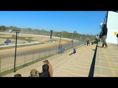 Hartford Motor Speedway Test 5/7/2017
