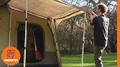 Black Wolf Turbo Lite Cabin 380 Tent Features Youtube