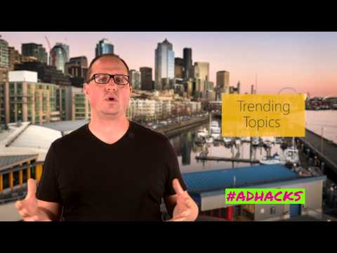 #AdHacks Episode 1: The Five Factors of Data Driven Content Marketing