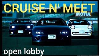 Gran Turismo SPORT #118 | Cruise Lobby | [Pure Sound]
