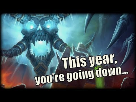 My Plans For 2019 - Clearing Naxxramas, Video Series & More