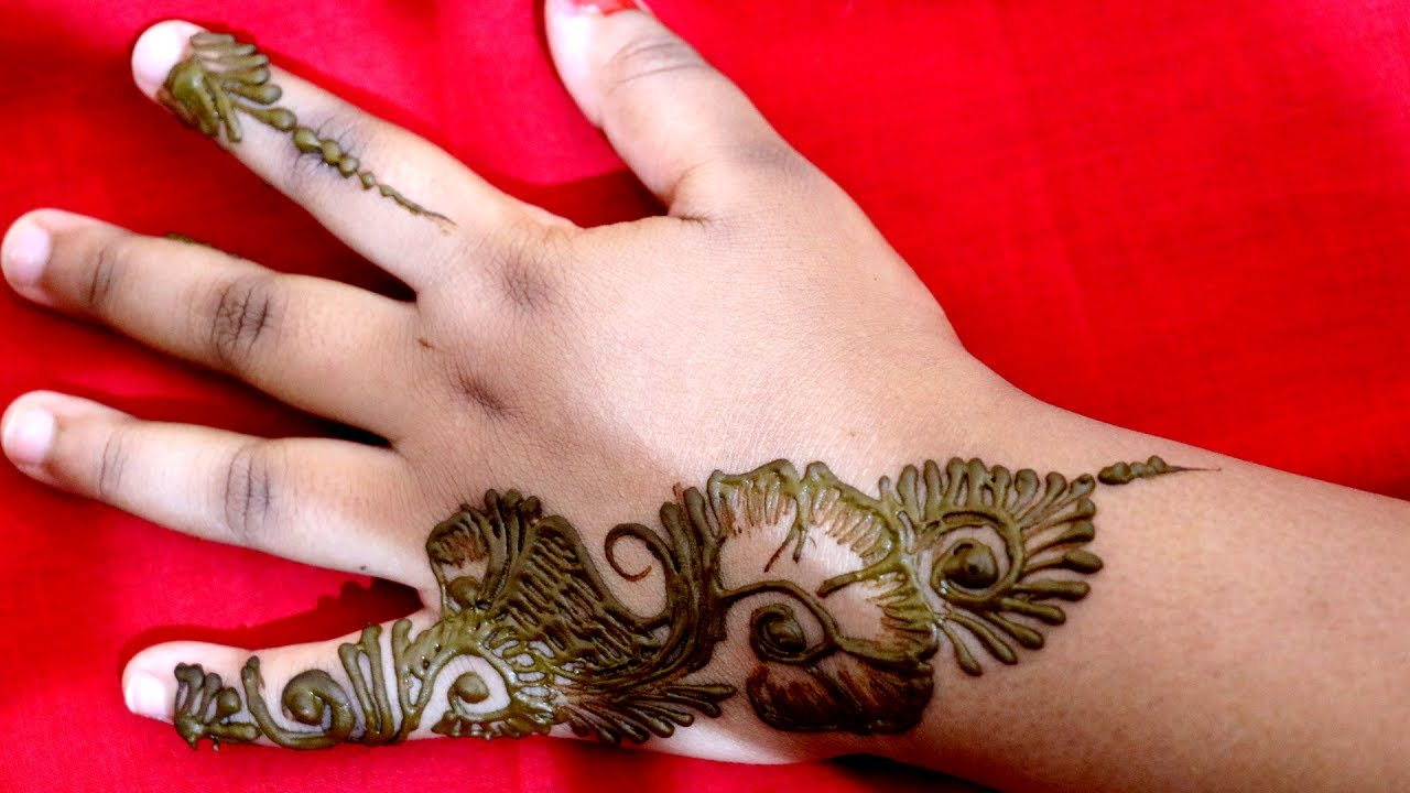 mehndi designs for babies baby girl party get up festive theme integrators