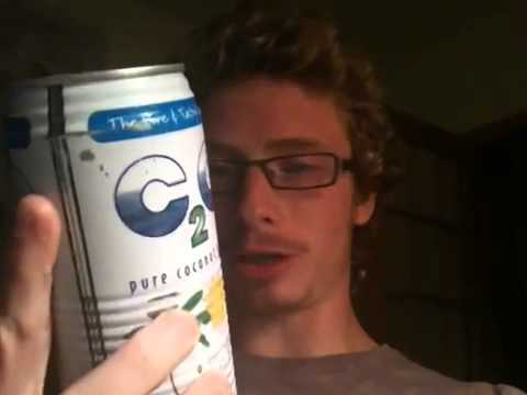 Coconut water drink review (skate related)