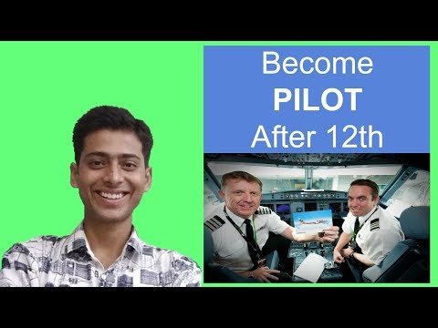 Become PILOT After 12th Best Option | #18 | CREATE YOUR IDENTITY