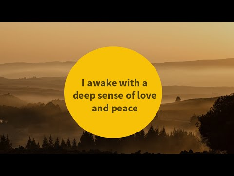 Morning Affirmations To Start Your Day On The Right Foot (Daily Affirmations)