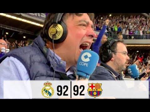 �POL�MICA EN EL BASKET! �ltimos segundos del Real Madrid-Bar�a de Copa del Rey