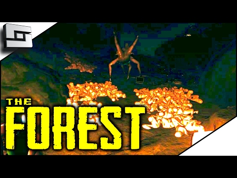 The Forest - CAVE PANTS POOPING! S2E4 ( Multiplayer Gameplay )
