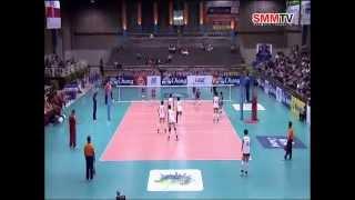 วอลเลย์บอลยุวชนหญิง U17 จีน - ฟิลิปปินส์  รอบแรก