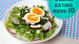 Clean Eating Recipes | Day 10 | Món ăn giảm cân (Thực đơn ăn sạch giảm cân) | Ngon Plus