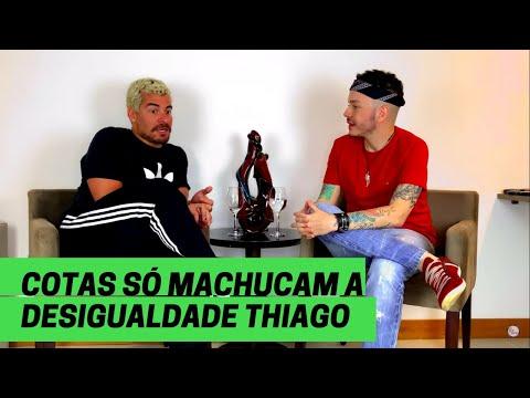Explicando as Cotas para o Thiago Martins