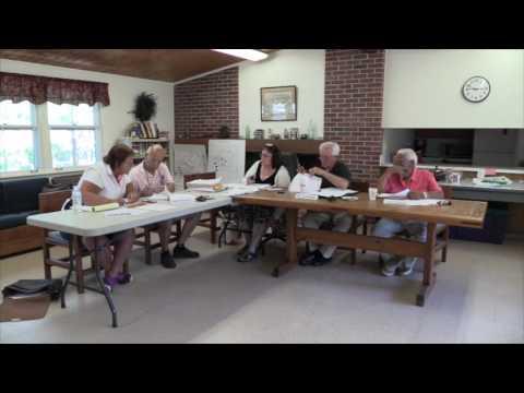 Wareham Housing Authority Meeting 8-24-2016