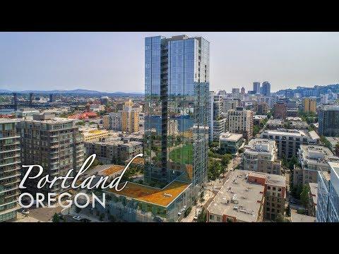 VIDEO of 1075 NW Northrup Portland - The Cosmopolitan - #612 - Krista Britton