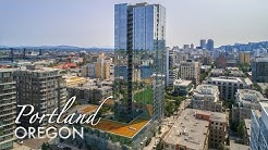 VIDEO of 1075 NW Northrup Portland - The Cosmopolitan - #612 - Krista Britton