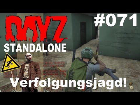 DayZ Standalone * PVP Dramatische Verfolgungsjagd! * DayZ Standalone Gameplay German deutsch