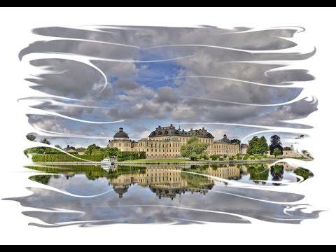 Stockholm, Schwedens Hauptstadt; Schloss Drottningholm; Schloss Gipsholm; Reisevideo, Travel Video