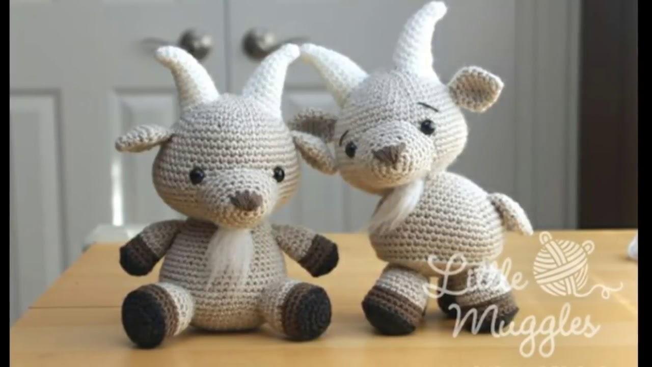 Crochet ... Amigurumi: Billy Goat - crochet - #Amigurumi #Billy ... | 720x1280