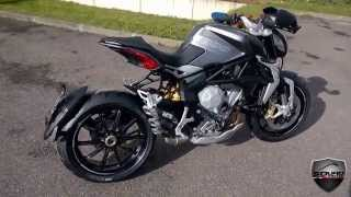 FM Projects MV Agusta Dragster 800