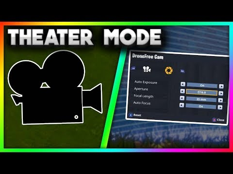Fortnite THEATER MODE Gameplay | NEW Replay Tool EXPLAINED | *Official Gameplay Released* | Fortnite