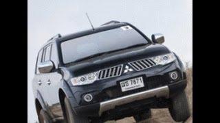 тест драйв Mitsubishi Pajero Sport 2013 г