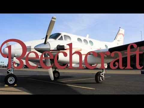HD Beechcraft E90 King Air Flight Reid Hillview - Palo Alto - San Carlos - Reid Hillview