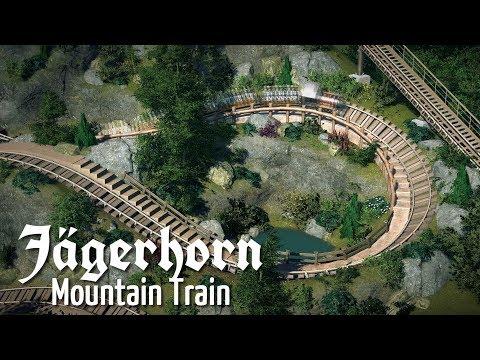 Planet Coaster - Jägerhorn Mountain Train (Part 3) - Precise Planning
