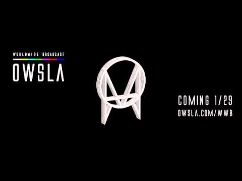 OWSLA Worldwide Broadcast Album Teaser
