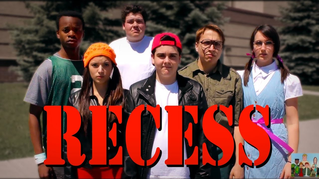 disney's recess opening theme remake - sbtv - youtube