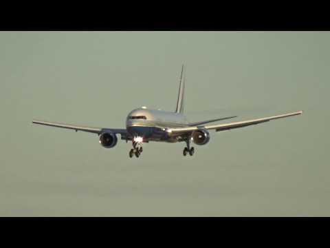*Rare* Las Vegas Sands Corp. 767-3P6(ER)(N804MS) arrives at Las Vegas!