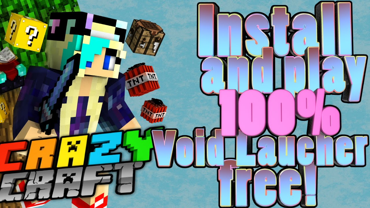 play crazy craft how to install and play craft 3 0 100 no void 2713