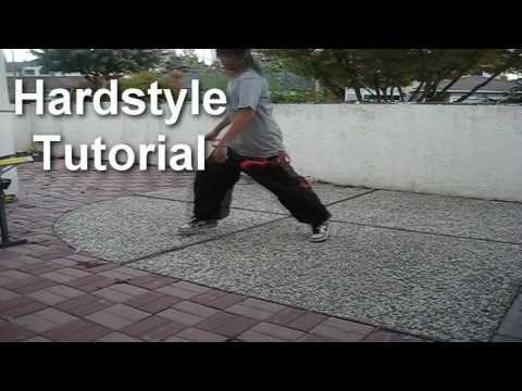 Tutorial hardcore dance
