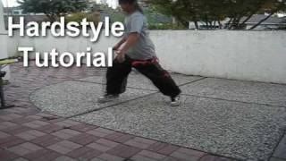 How to Hardstyle Shuffle Tutorial 2010