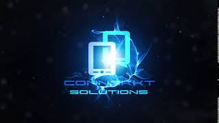 Connekkt Solutions Logo Reveal