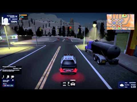 Random Game Theatre - Enforcer: Police Crime Action