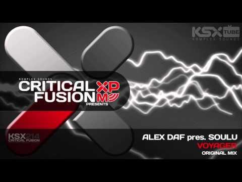 [KSX214] Alex Daf pres. Soulu – Voyager (Original Mix)