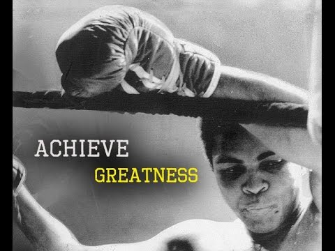 achieving greatness Unfortunately, the make america great again campaign slogan centers on materialism and greed greatness is obviously defined in many ways, but i believe it is immaterial.