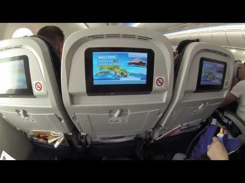 Thomson Boeing 787 Dreamliner - Interior - HD 1080P
