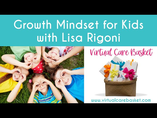 Growth Mindset for Kids when the World is Being Driven by Fear with Lisa Rigoni