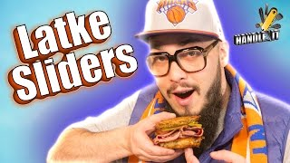Latke Sliders - Handle It