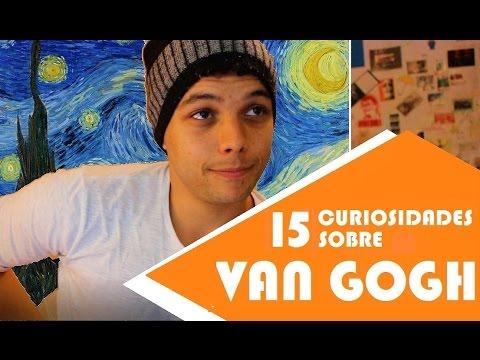 NÃO É SÓ... 15 curiosidades sobre Vincent Van Gogh!