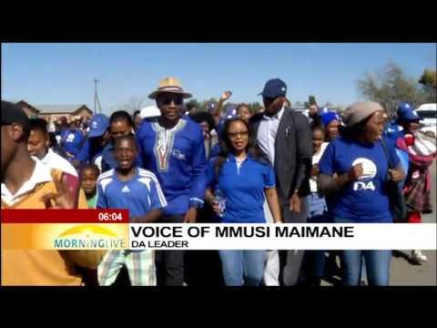 DA leader denied entry into Zambia