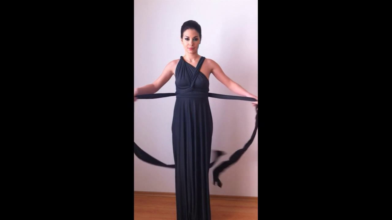 Black dress yde tal manera
